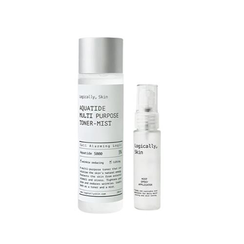 Logically, Skin Aquatide Multi-Purpose Toner Mist 200ml