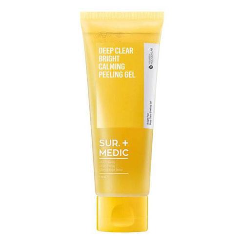 SUR.MEDIC+ Deep Clear Bright Calming Peeling gel 120ml