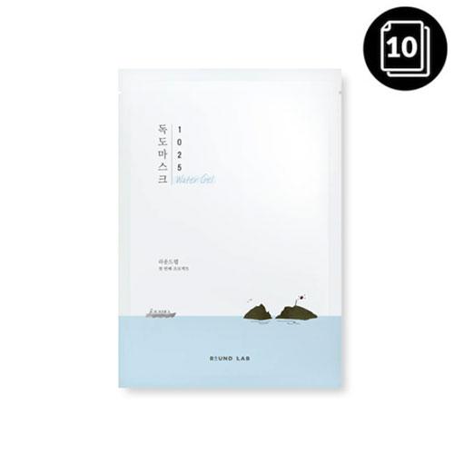 ROUND LAB 1025 Dokdo Water Gel Mask Sheet 30ml 10ea