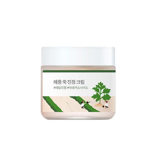 ROUND LAB Mugwort Calming Cream 80ml (Renewal)