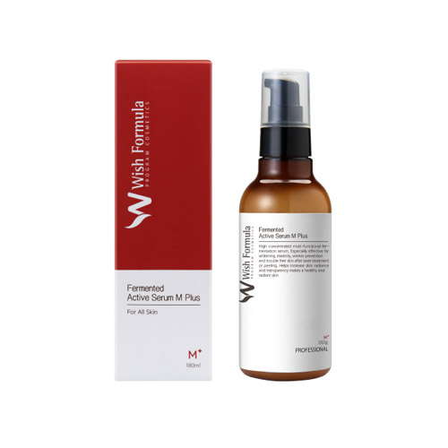 Wish Formula Fermented Active Serum M Plus 180ml