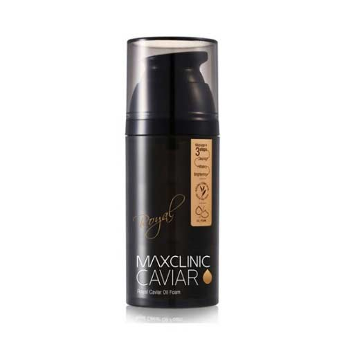 MAXCLINIC Royal Caviar Oil Foam 110g