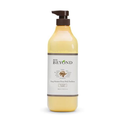 BEYOND Deep Moisture Honey Body Emulsion 1L