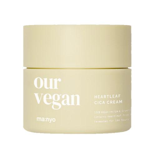 MANYO FACTORY Our Vegan Heartleaf Cica Cream 100ml