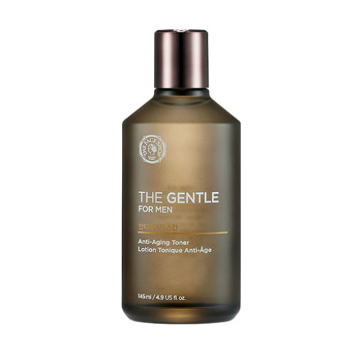 The FACE Shop The Gentle For Men Anti-Aging Toner 140ml