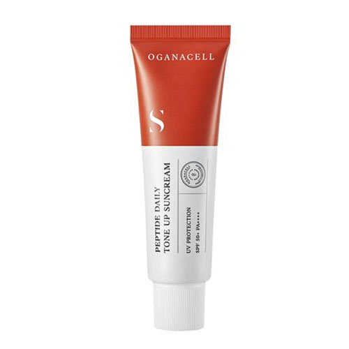 OGANA CELL Peptide Daily Tone-up Sum Cream SPF50+ PA++++ 50ml
