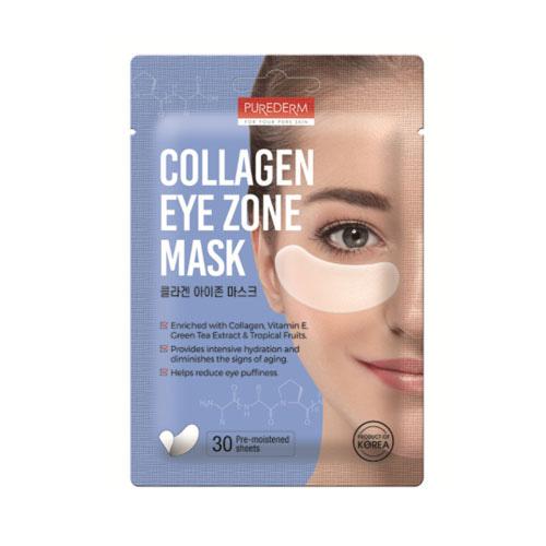 PUREDERM Collagen Eye Zone Mask 30sheets (Renewal)