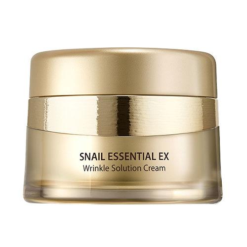 the SAEM Snail Essential EX Wrinkle Solution Cream 60ml (Renewal)