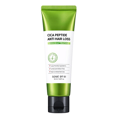 SOME BY MI Cica Peptide Anti Hair Loss Derma Scalp Treatment 50ml