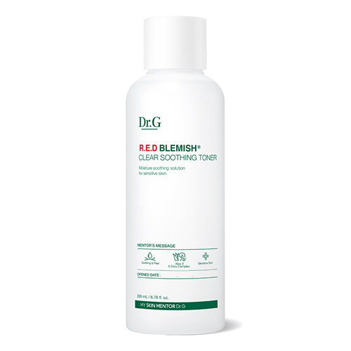 Dr.G Red Blemish Clear Soothing Toner 200ml