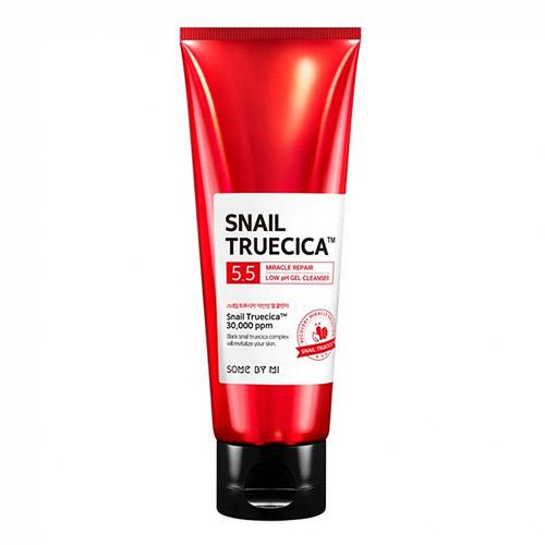 [TIME DEAL] SOME BY MI Snail Truecica Miracle Repair Low pH Gel Cleanser 100ml