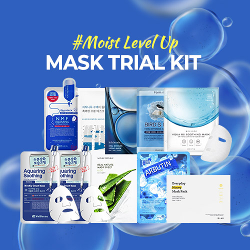 Moist Max Up Trial Kit