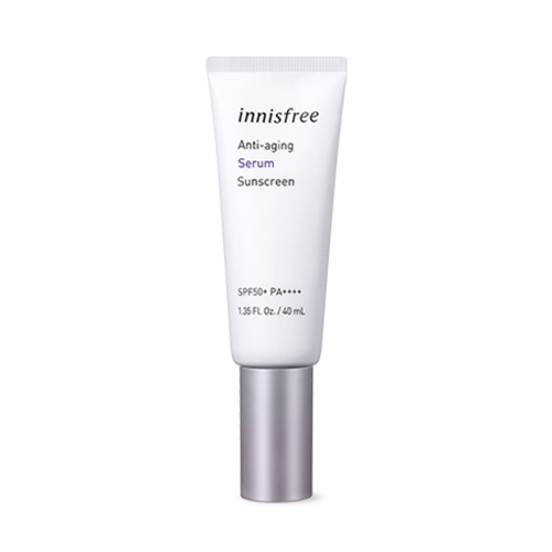 innisfree Anti-aging Serum Sunscreen SPF50+ PA++++ 40ml