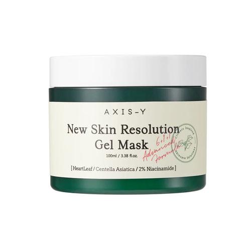 AXIS-Y New Skin Resolution Gel Mask 100ml