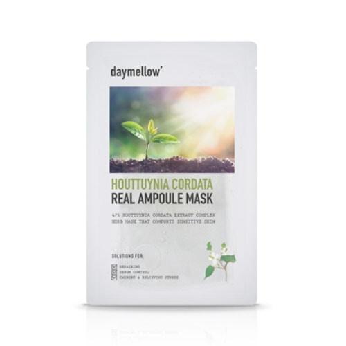 daymellow Houttuynia Cordata Real Ampoule Mask 5ea