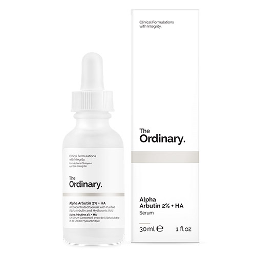 The Ordinary Alpha Arbutin 2% + HA 30ml