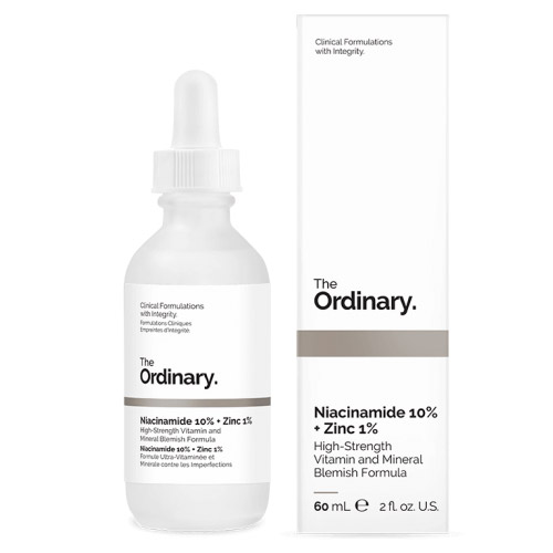 The Ordinary Niacinamide 10% + Zinc 1% 60ml