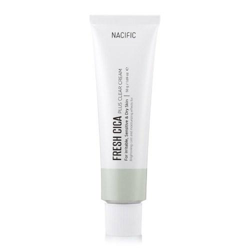 NACIFIC Fresh Cica Plus Clear Cream 50g