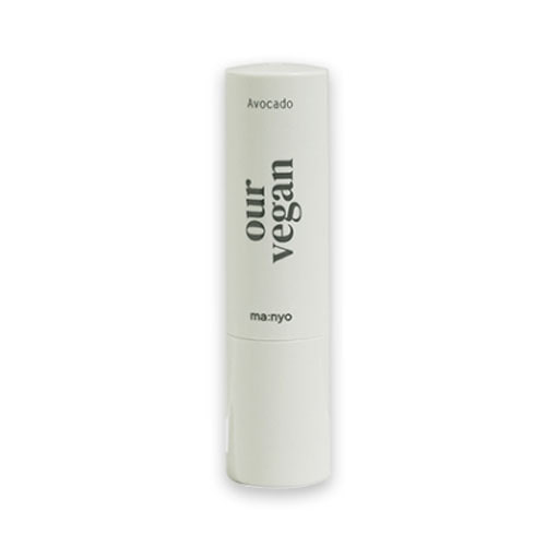 MANYO FACTORY Our Vegan Color Lip Balm Green Pink 3.7G