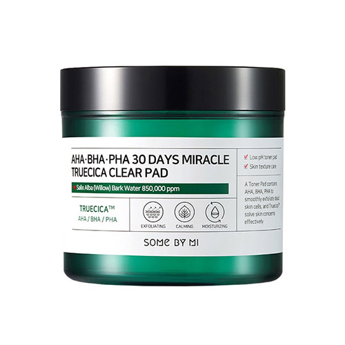 [TIME DEAL] SOME BY MI AHA BHA PHA 30 Days Miracle Truecica Clear Pad 70ea