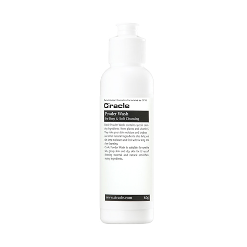 Ciracle Powder Wash For Deep & Soft Cleansing 60g