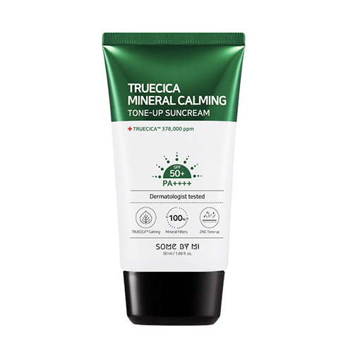 SOME BY MI Trucica Mineral Calming Tone Up Sunscreen 50ml
