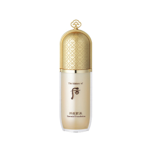 The History of Whoo Essential Foundation 40ml