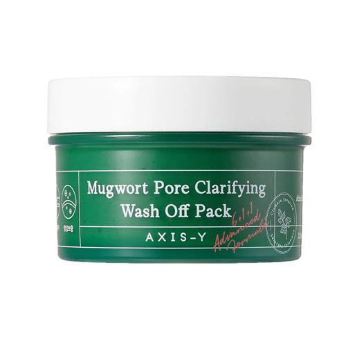 AXIS-Y Mugwort Pore Clarifying Wash Off Pack 100ml