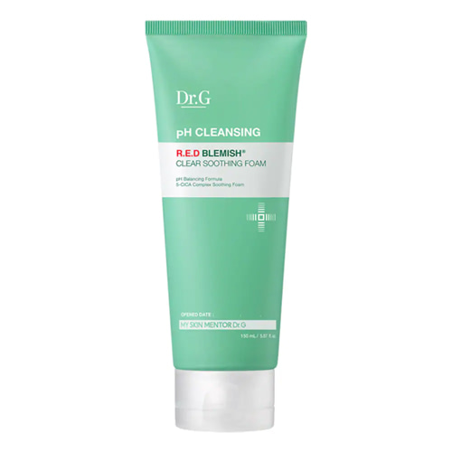 Dr.G pH Cleansing Red Blemish Clear Soothing Foam 150ml