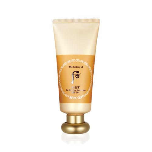 The History of Whoo Gongjinhyang Moisture Sun Cream SPF50+ PA+++ 60ml