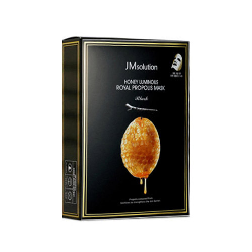 JM Solution Honey Luminous Royal Propolis Mask 10ea