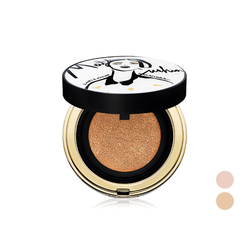 LOOKS&MEII All Day Matte Cover Cushion 15g*2ea