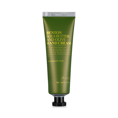 Benton Shea Butter And Olive Hand Cream 50g
