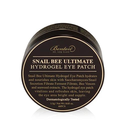 Benton Snail Bee Ultimate Hydrogel Eye Patch 60ea