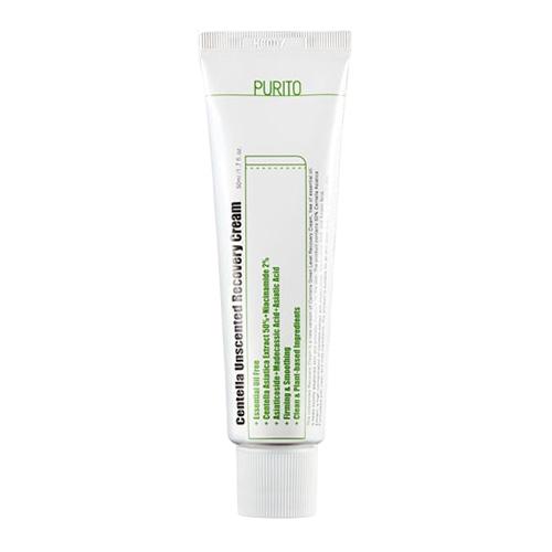 [TIME DEAL] PURITO Centella Unscented Recovery Cream 50ml