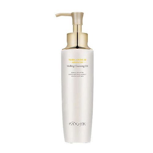 ISA KNOX TURN-OVER 28 Advanced Melting Cleansing Oil 180ml