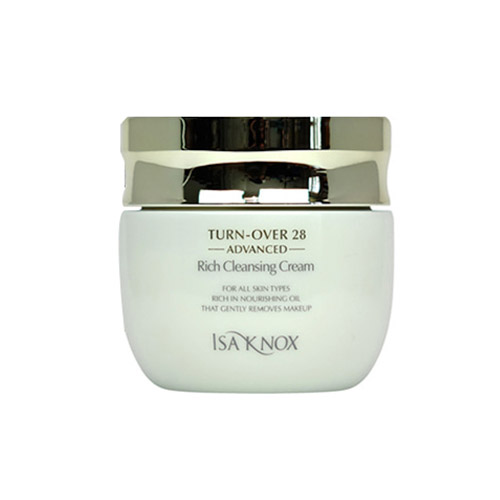 ISA KNOX TURN-OVER 28 Advanced Rich Cleansing Cream 200ml