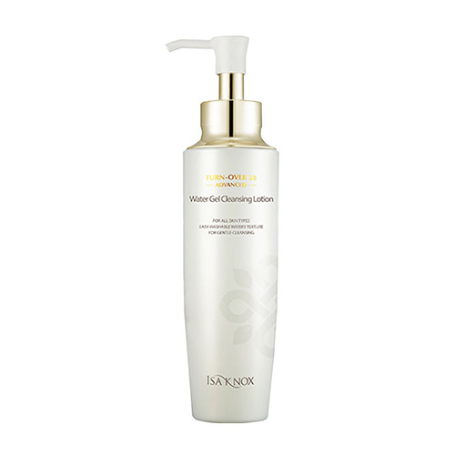 ISA KNOX TURN-OVER 28 Advanced Watergel Cleansing Lotion 180ml