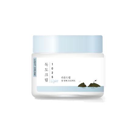 ROUND LAB 1025 Dokdo Light Cream 80ml