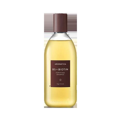 Aromatica B5+Biotin Fortifying Shampoo 400ml