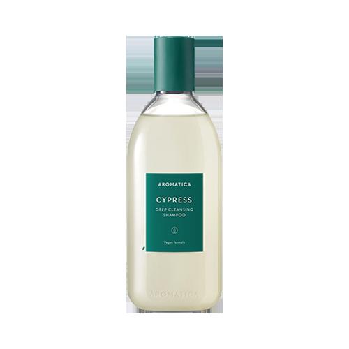 Aromatica Cypress Deep Cleansing Shampoo 400ml
