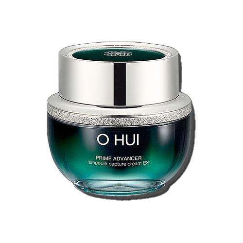 O HUI Prime Advancer Ampoule Capture Cream EX 50ml