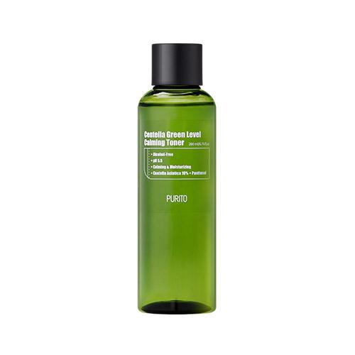 PURITO Centella Green Level Calming Toner 200ml (Renewal)