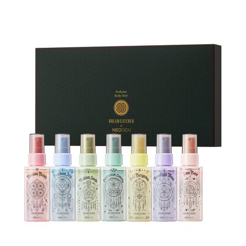 NEOGEN Catch Your Perfume Body Mist DREAM CATCHER Edition Set
