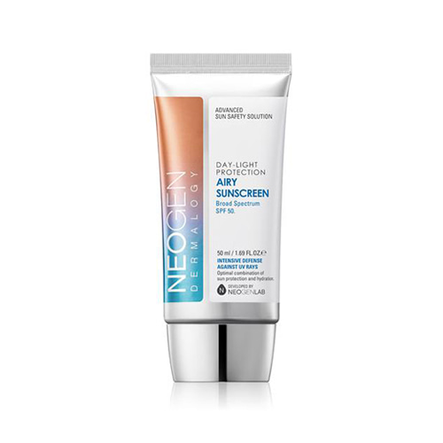 NEOGEN Day Light Protection Airy Sun Screen SPF50 PA+++ 50ml (2021 Renewal)