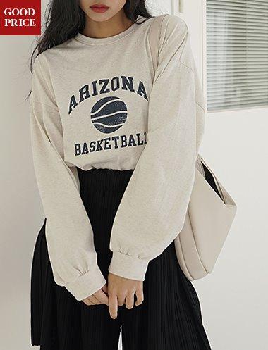 아리조나 맨투맨 티셔츠 TS7391