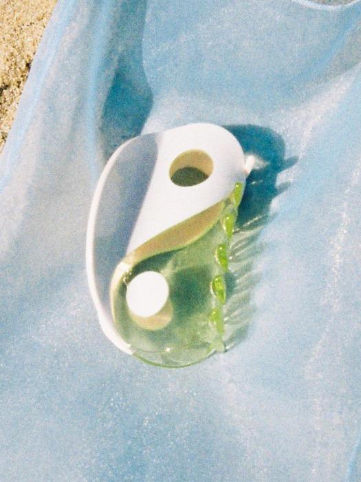 [8월 13일 순차 출고] Yin-Yang Claw - Blue & Green