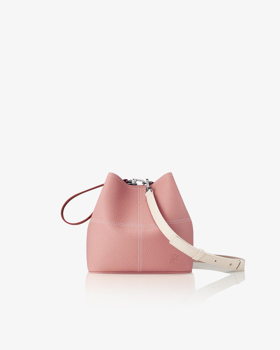 핑고백 20 스티치 솔리드 세트 - 핑크