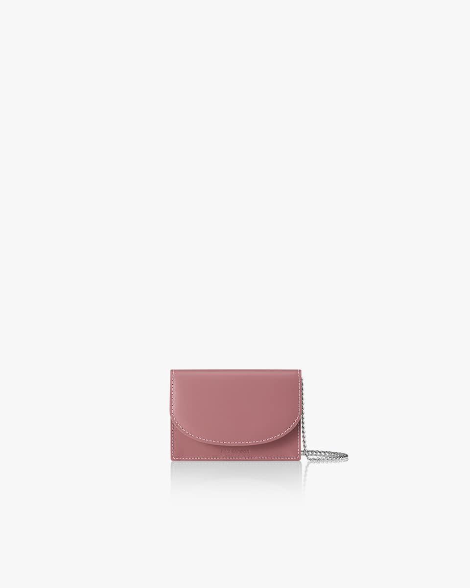 볼사 카드지갑 10 솔리드 - 핑크