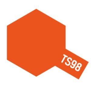 [85098]TS-98 Pure Orange 타미야 미니카 레진 건담 스프레이도료